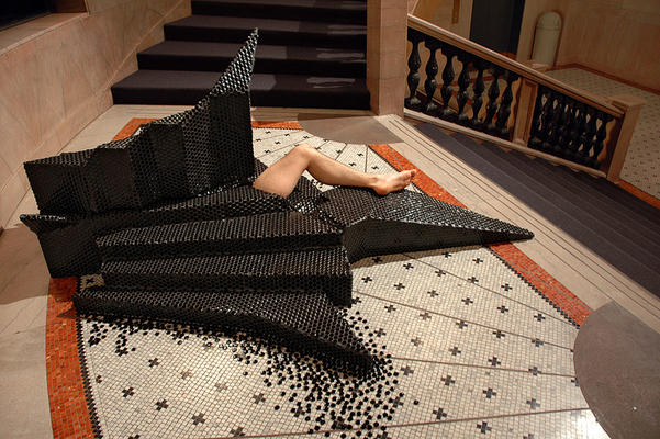 Chicago Cultural Center Installation